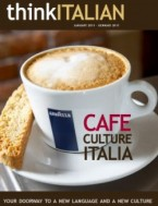 Think Italian online audio language magazine