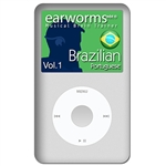 earworms rapid brailian portuguese language courses