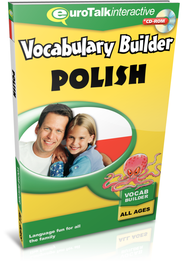 Vocabulary builder for adults