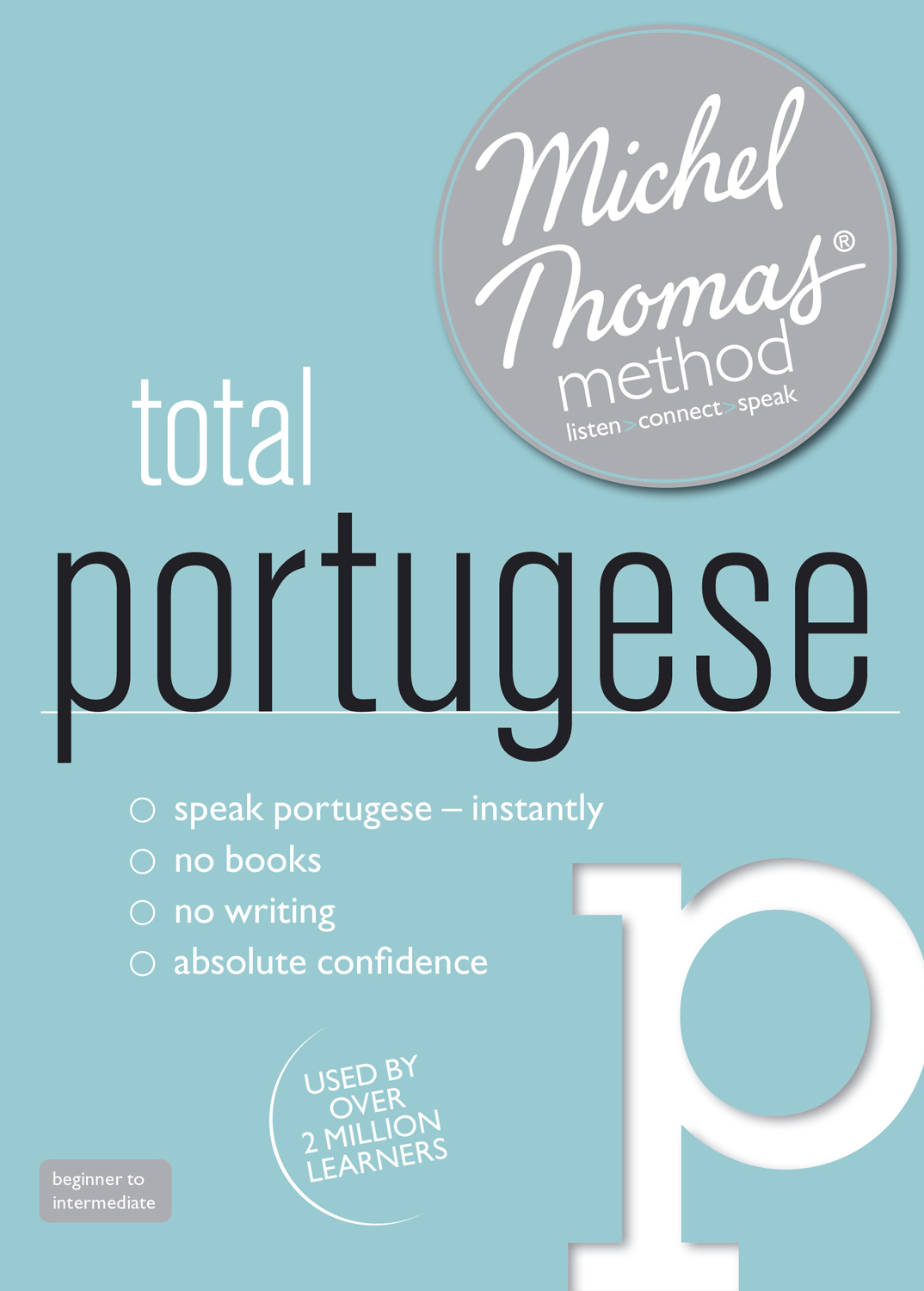 Michel Thomas Method Total Portuguese Language Course